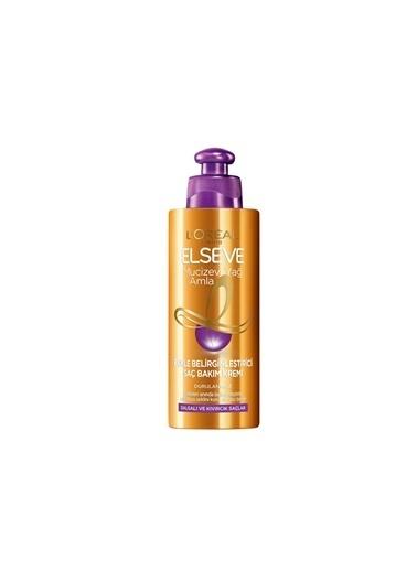 L'Oréal Paris  Elseve Amla Bukle Belirginleştirici Saç Bakım Kremi 200 ml Renksiz